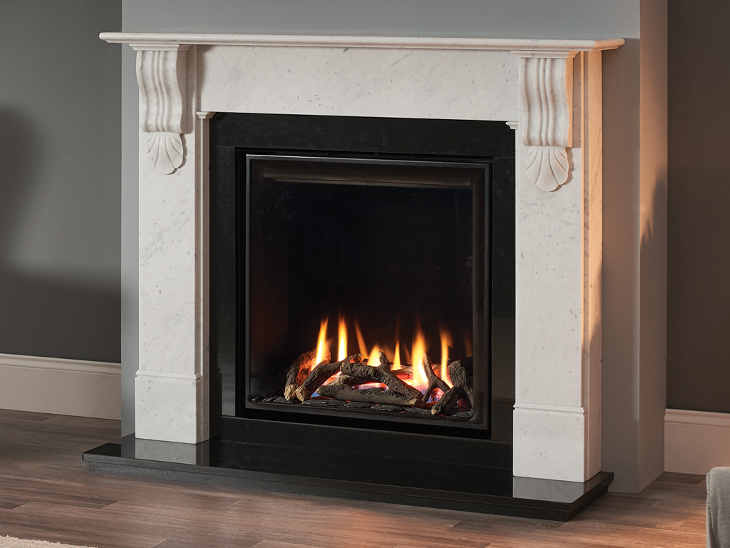 Nuffield Marble Fireplace Mantel Luxury Surround From