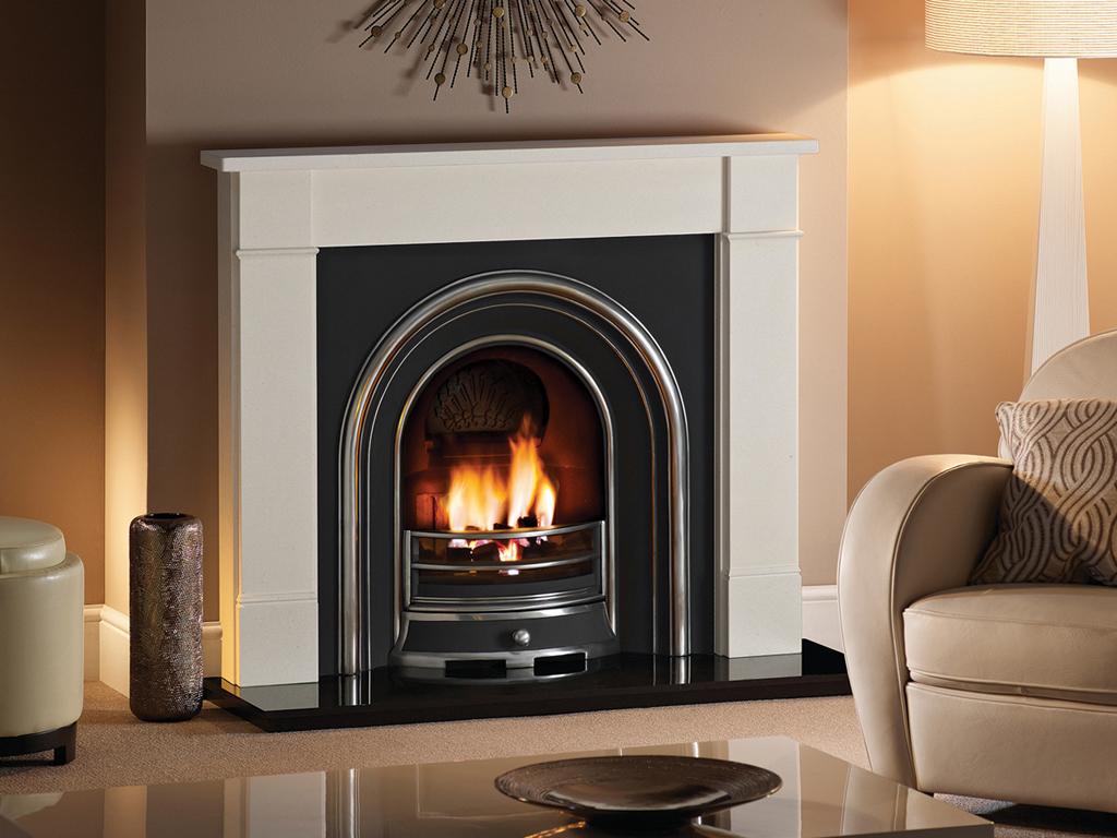 Sensational Hersham Stone Fireplace Mantel Luxury Surround From Home Interior And Landscaping Ponolsignezvosmurscom