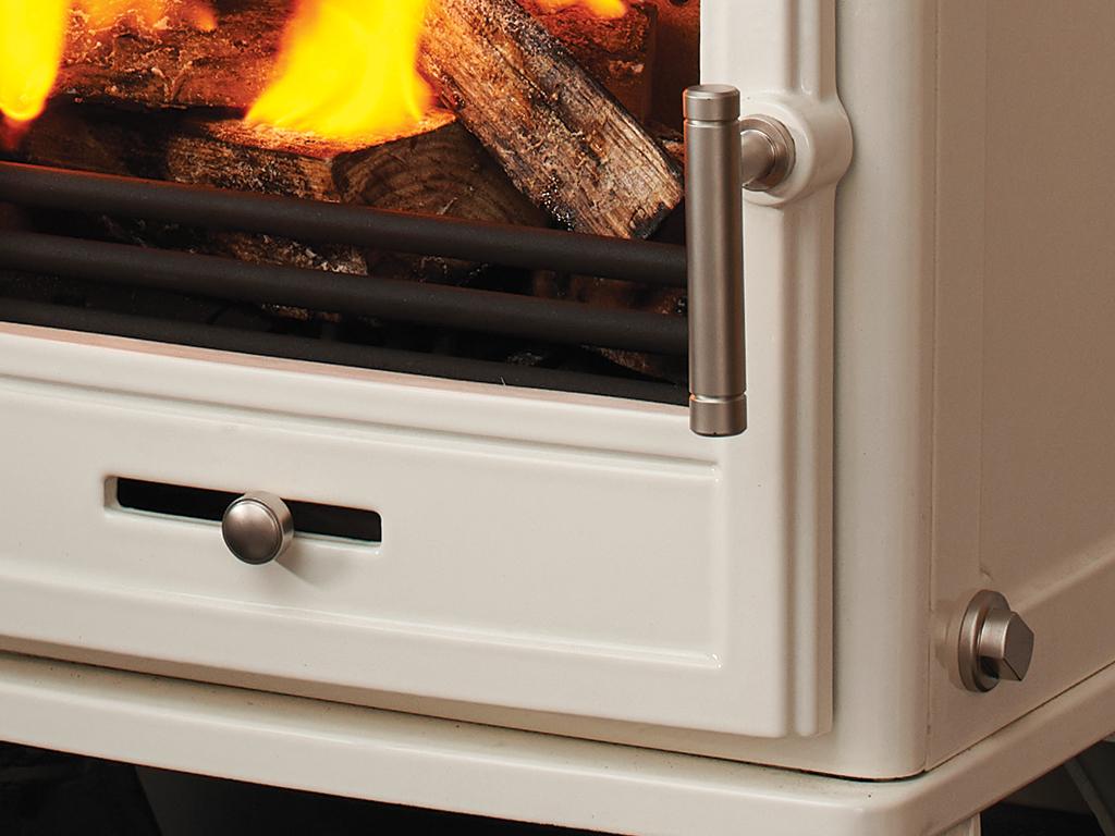 Barrington Eco Enamel Stoves Modern Fireplace By Capital