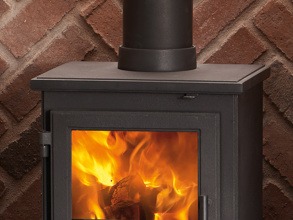 Imperial 405 Multi Fuel Stove By Capital Fireplaces