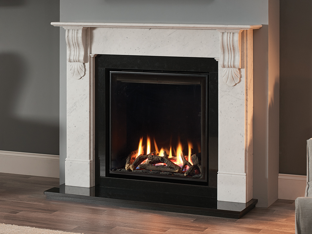 Carrara Marble Fireplaces Marble Fireplace Surrounds