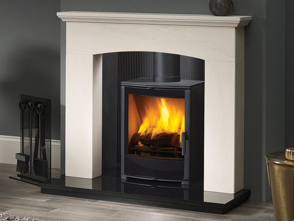 Eco Design Ready Wood Burning Stoves By Capital Fireplaces