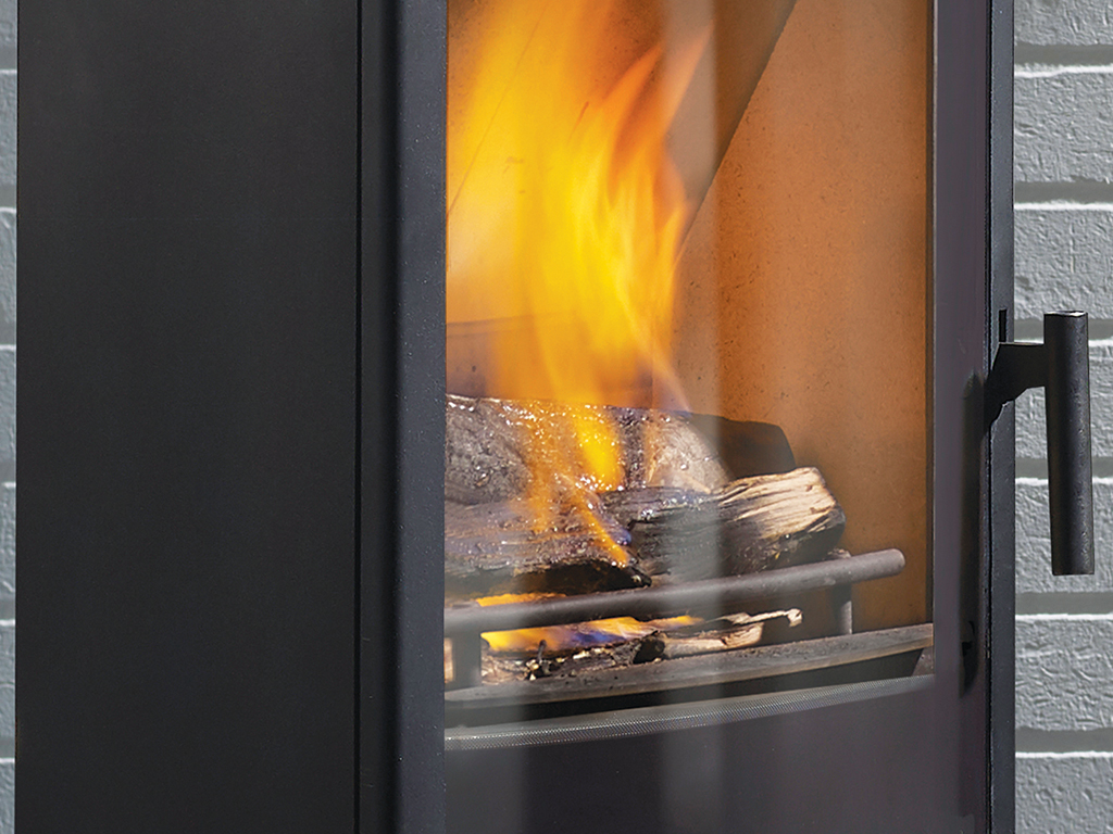 Panamera Eco Supreme Stoves Modern Fireplace By Capital
