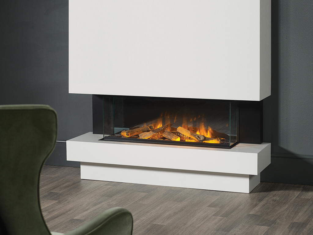 Electric Fireplaces Super Realistic Led Electric Fires