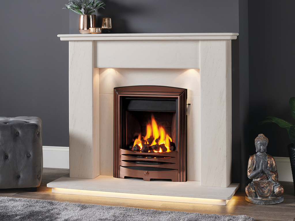 Inset Gas Fires Built In Amp Hearth Mounted Gas Fires
