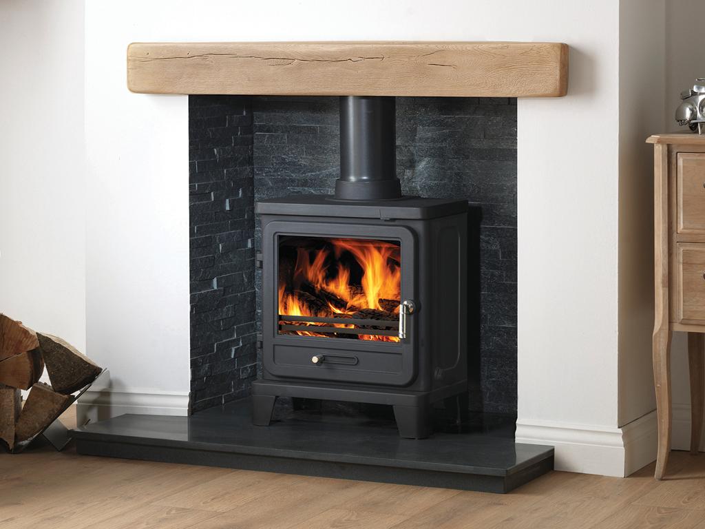 Vega Edge 200sl Eco Stoves Modern Fireplace By Capital