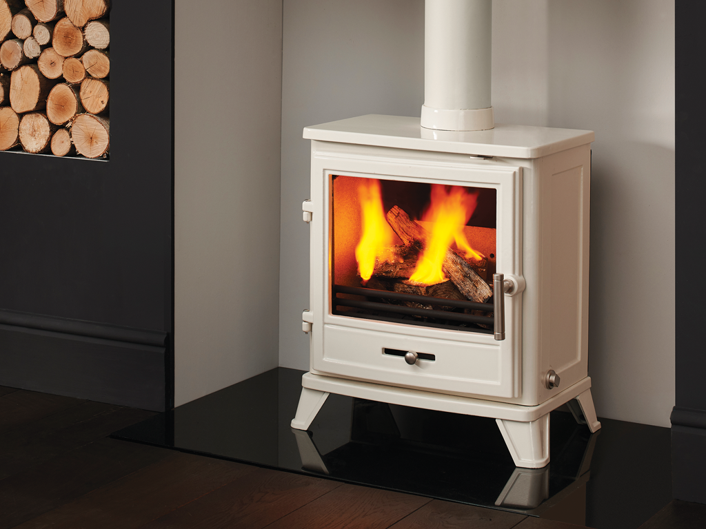 Barrington Eco Enamel Stoves Modern Fireplace By Capital