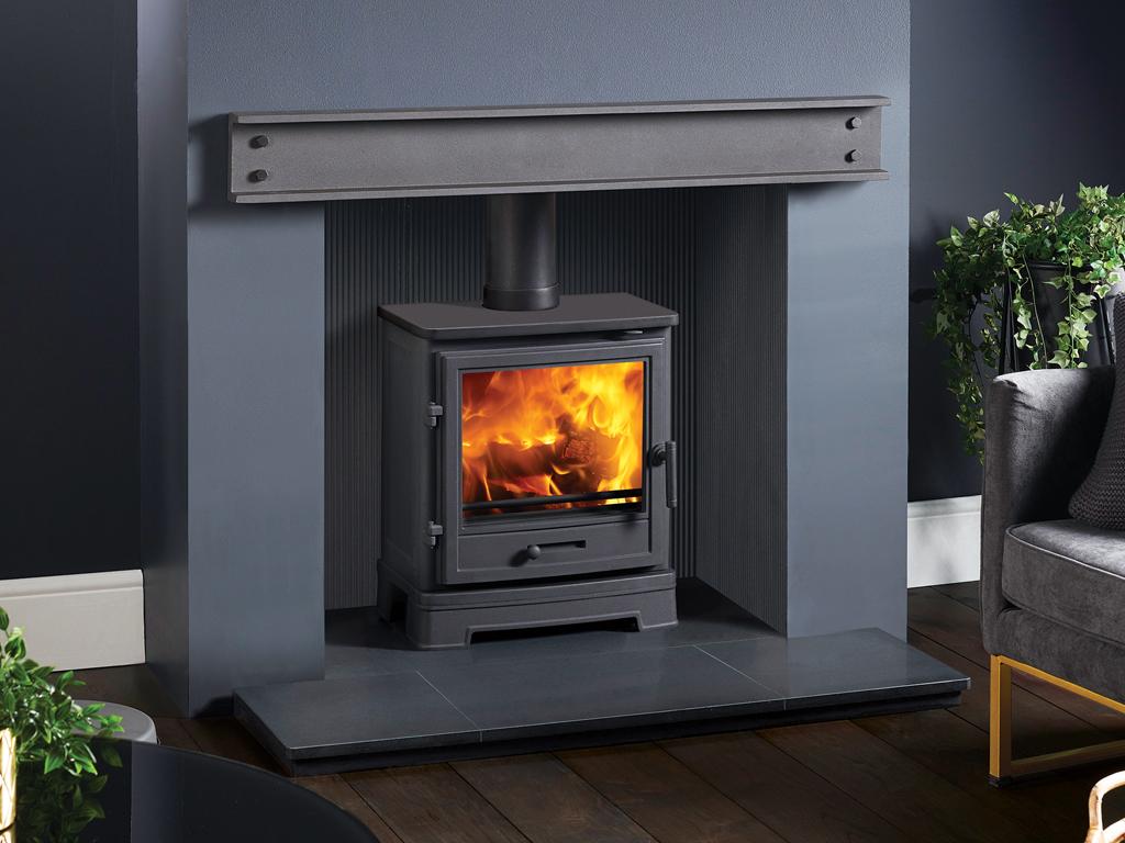 Bassington Eco Baseline Capital Fireplaces