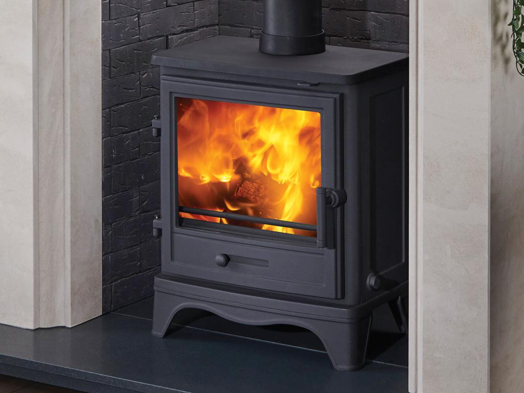 Barrington Eco Skirted Stoves Modern Fireplace By Capital
