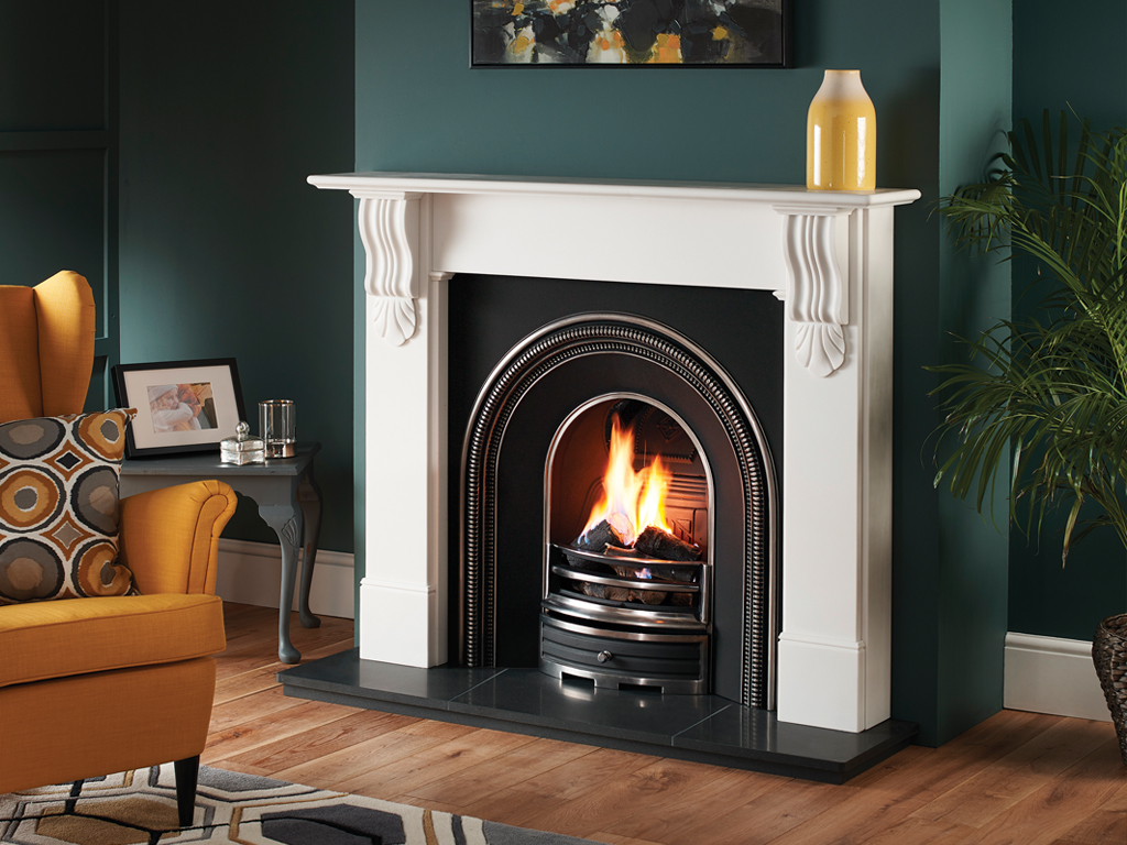 Sandringham 54 Mantel Stone Fireplace From Capital