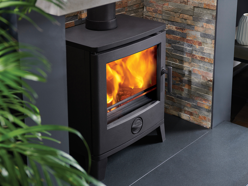 Scene Eco Stoves Modern Fireplace By Capital