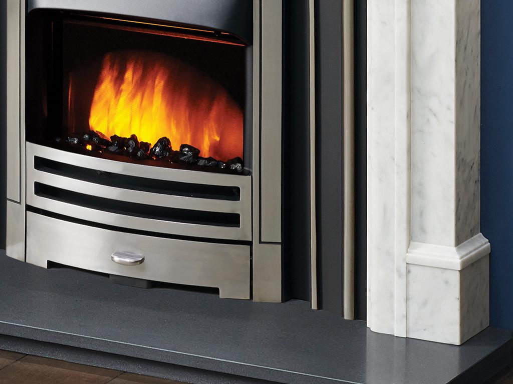 Washington Marble Fireplace Mantel Luxury Surround